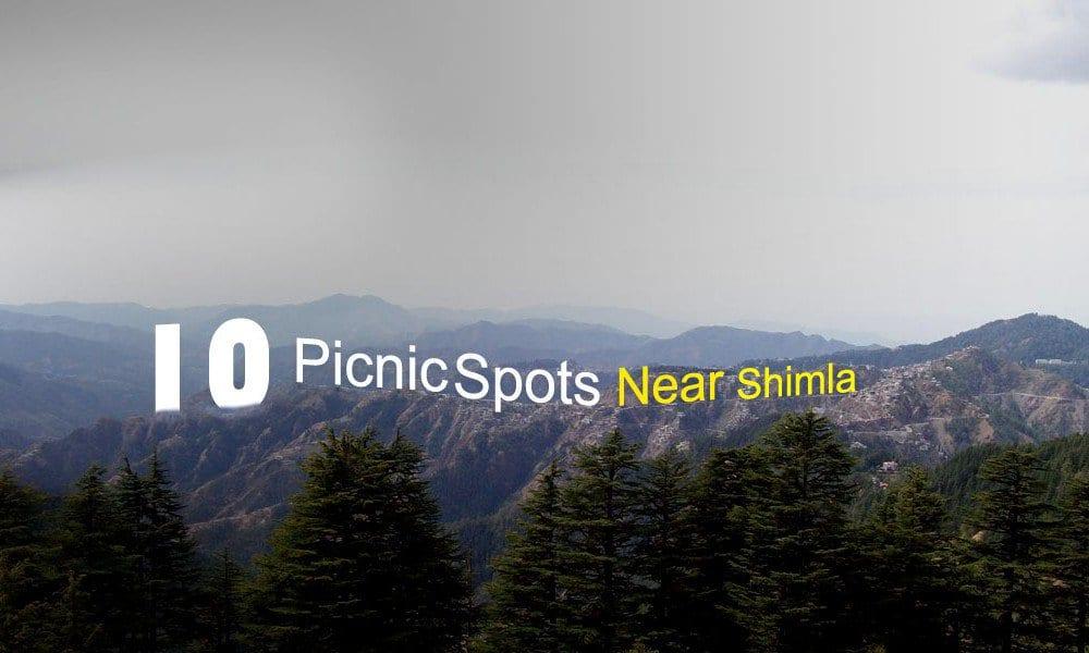10 picnic spots near Shimla
