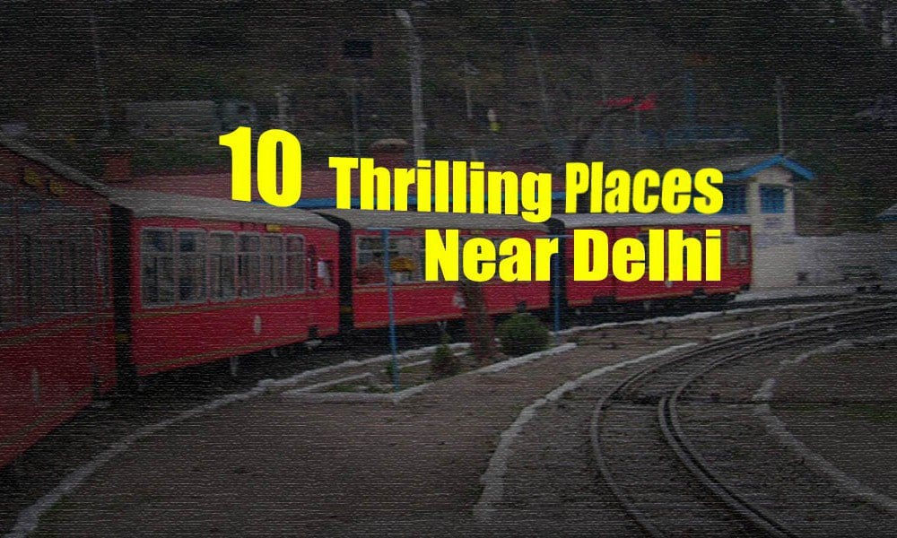 Places to visit around delhi weekend getaways delhi for Best places to visit over christmas in the us