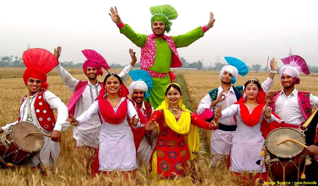 Fairs And Festivals Of India In April : Baisakhi