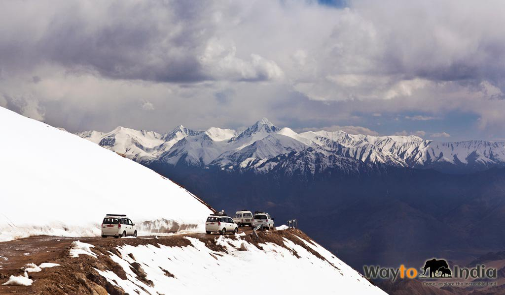 Ladakh : remote places in india