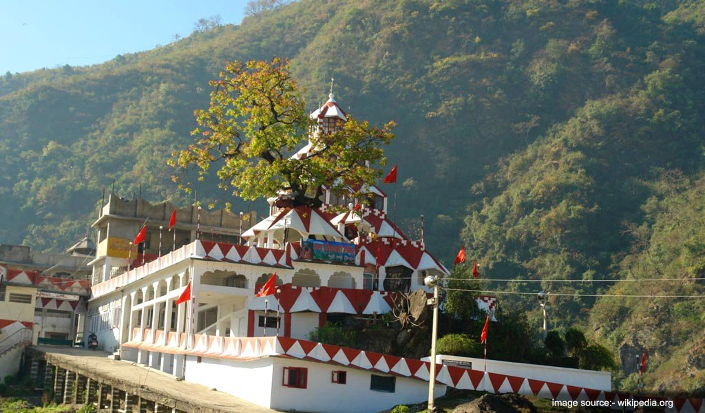 Tourist Places Near Shimla : Mandi Himachal Pradesh