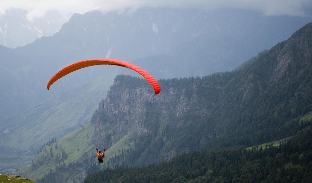 Tourist Places Near Shimla : Solan Valley