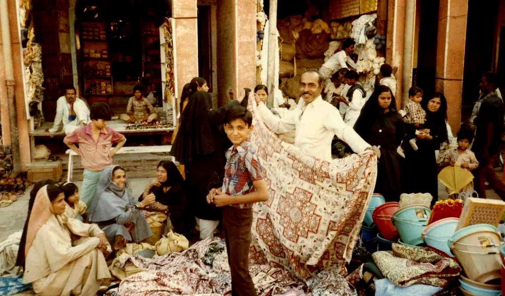 shopping places in jaipur : Johari bazaar