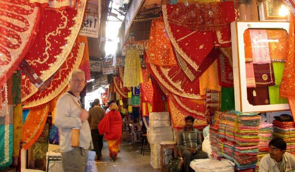 shopping places in jaipur : Nehru bazaar