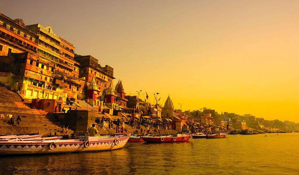 famous hindu religious places in india Varanasi