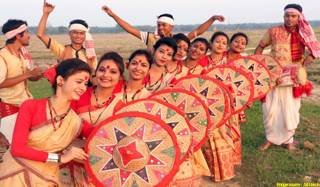 Different Dance Forms Of India With States | Waytoindia com