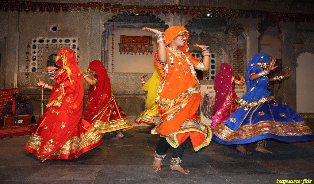 folk dances of indian states