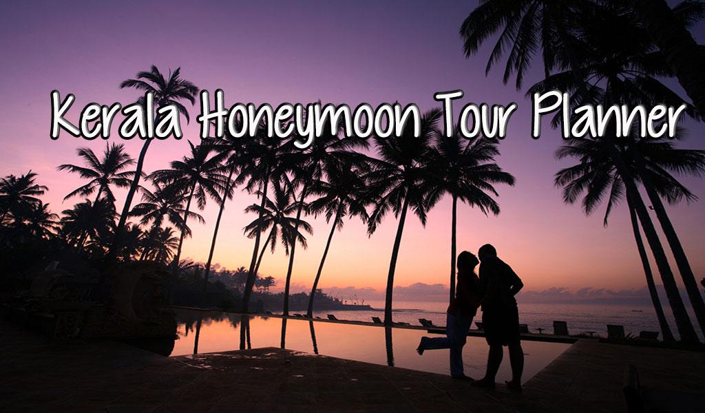 Kerala honeymoon tour planner for Travel planners kerala reviews