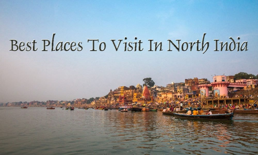 North India Trouist Places