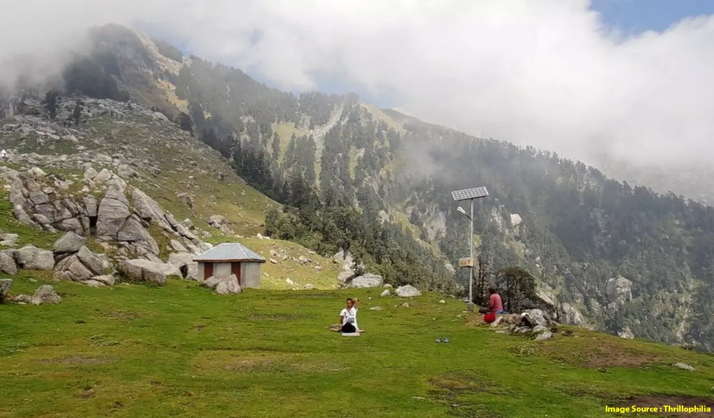 backpacking trips in india