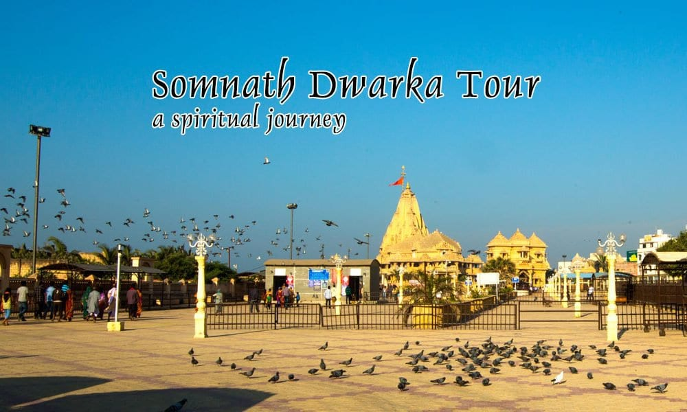 Somnath Dwarka Tour Package