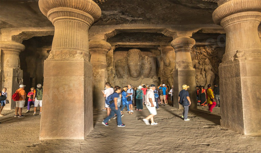 Elephanta Caves Mumbai