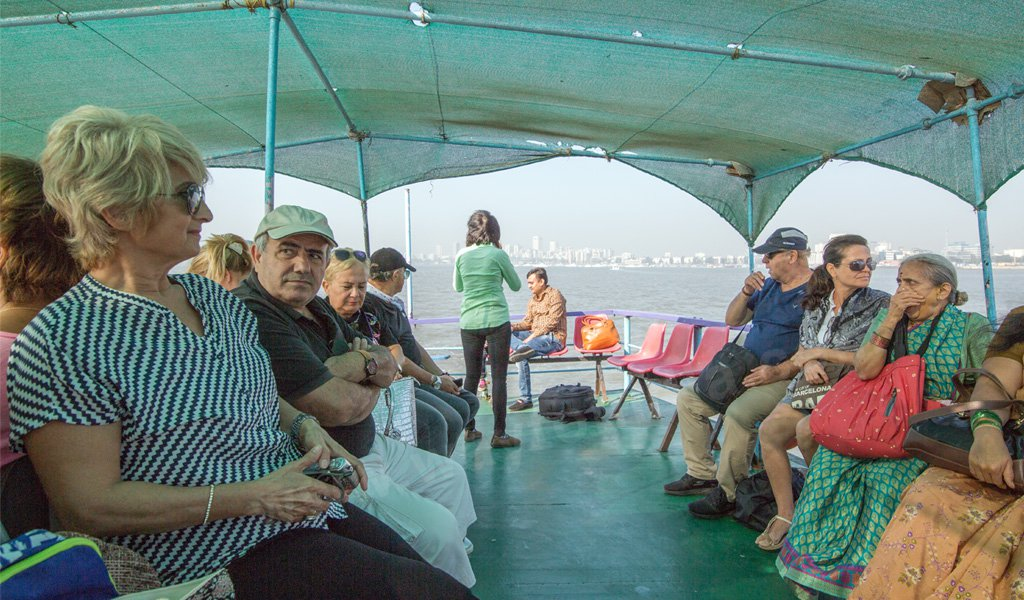 Elephanta Caves Ferry