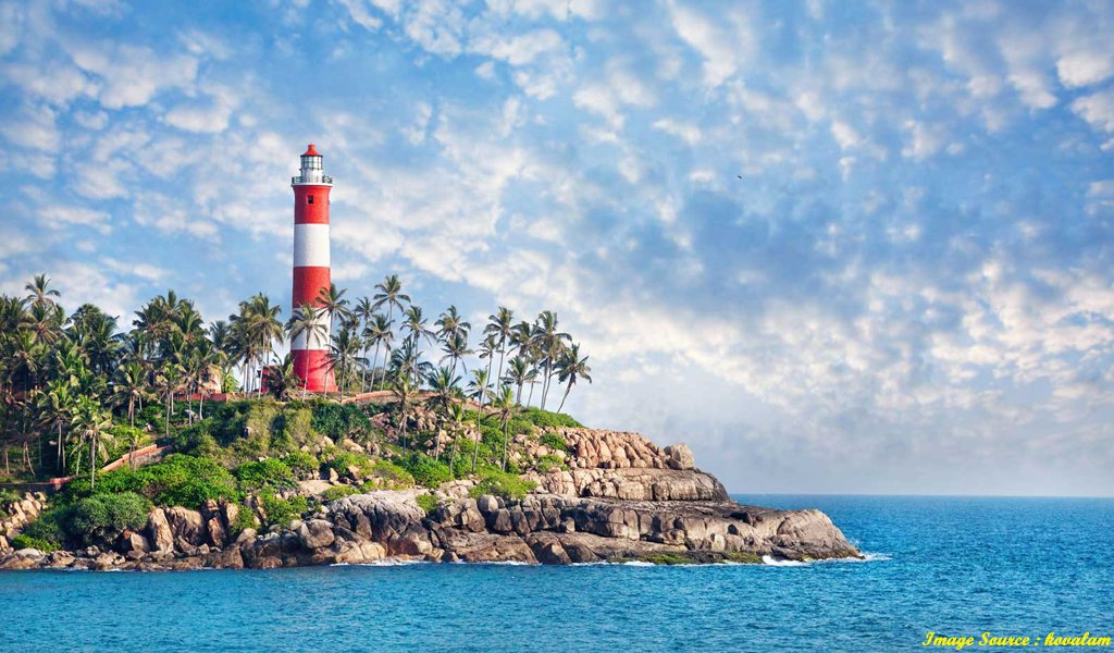 Best Honeymoon Places In India : Kovalam