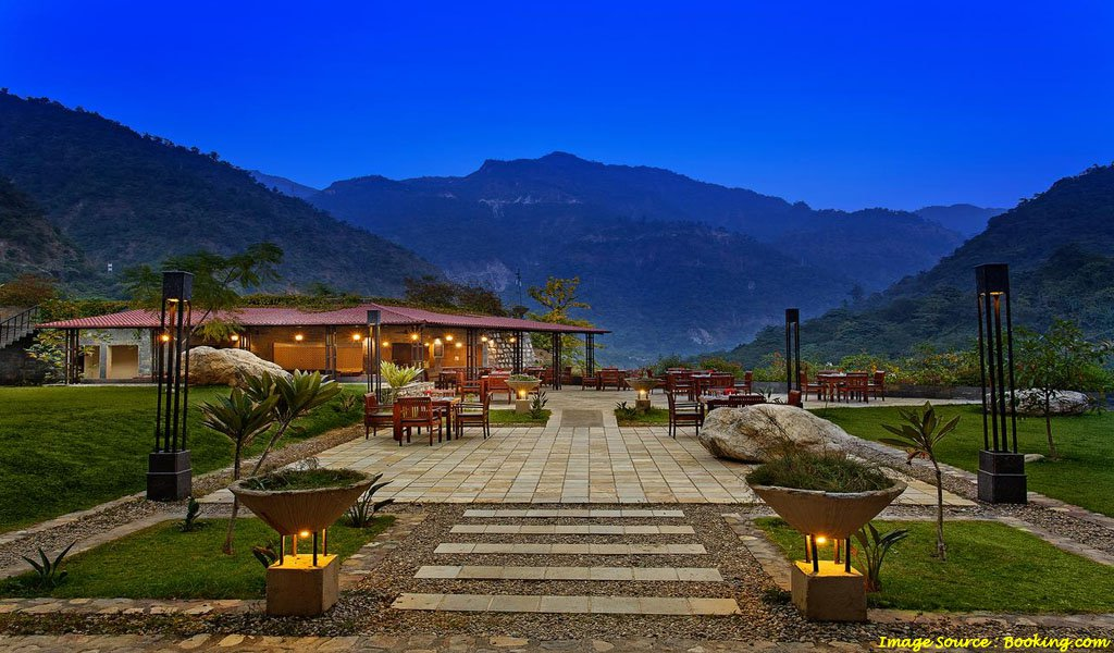 resorts in uttarakhand