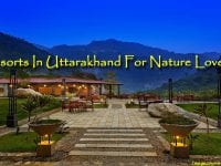 Resorts In Uttarakhand For Nature Lovers