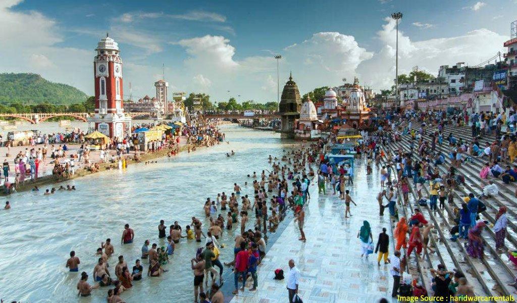sapta puri - Haridwar