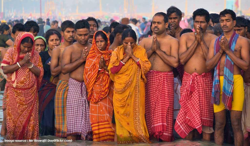 Gangasagar Yatra