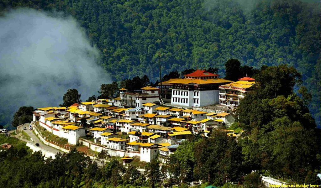 best tourist places in north east india
