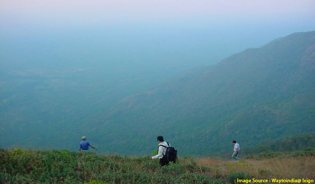 Hill Stations In Tamilnadu