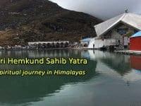Hemkund Sahib Yatra