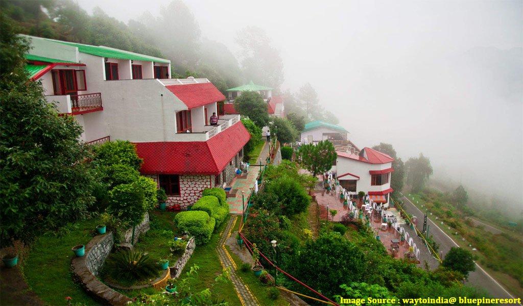 Hotels And Resorts In Lansdowne Uttarakhand