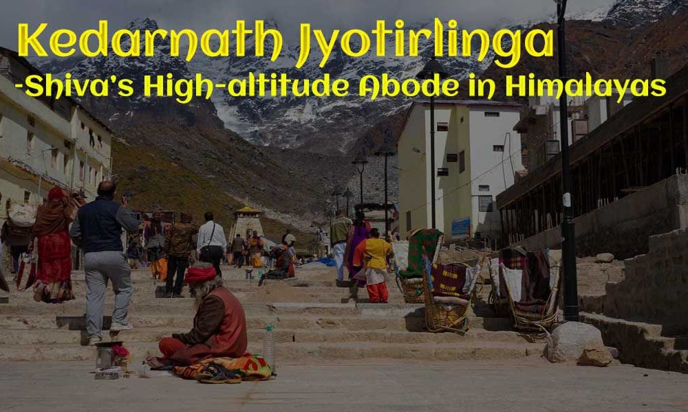 Kedarnath Jyotirlinga