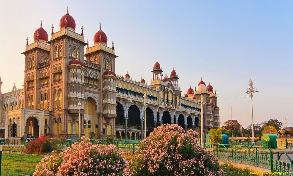 honeymoon places in south india : Mysore