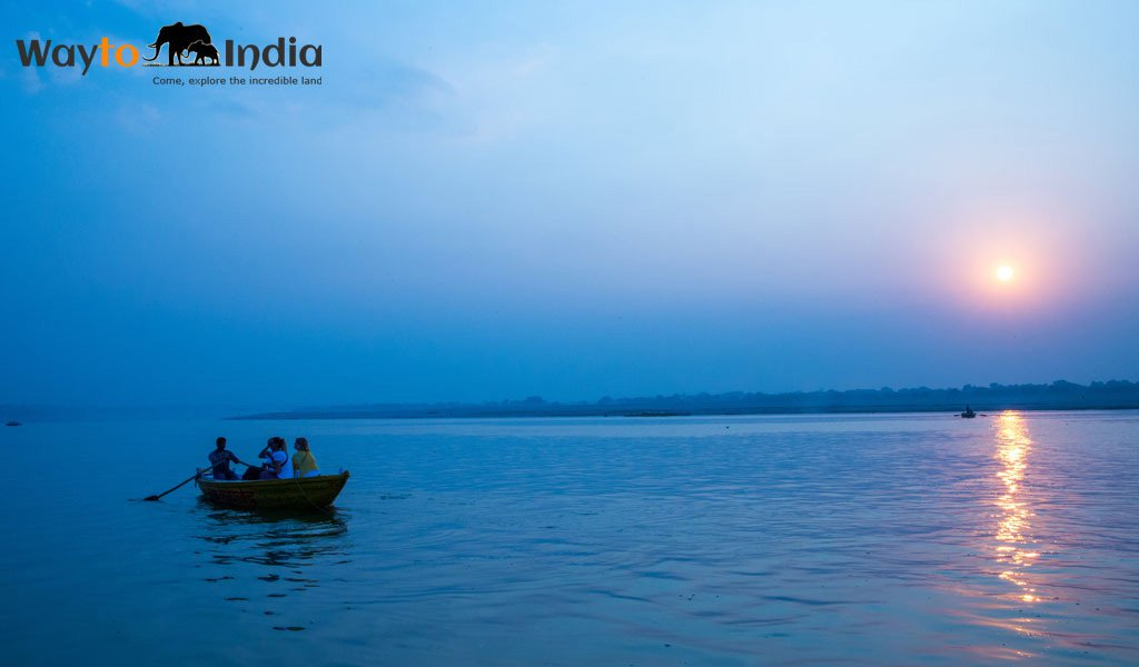 Varanasi, One of the most visited places by foreign visitors in India