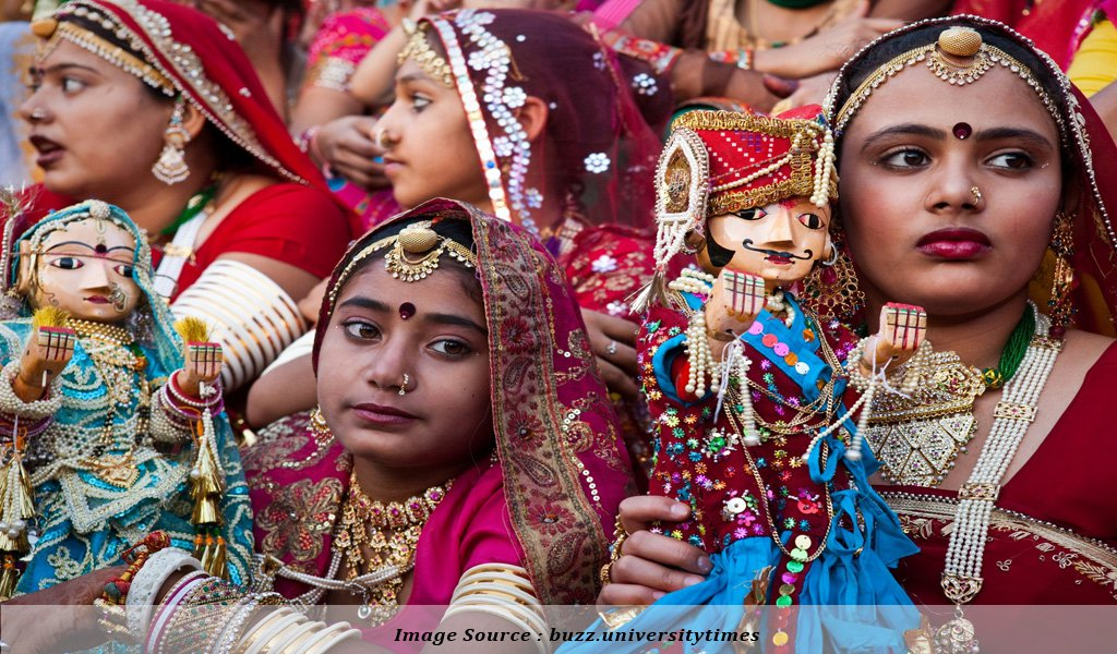 Gangaur Festival : Festivals of India