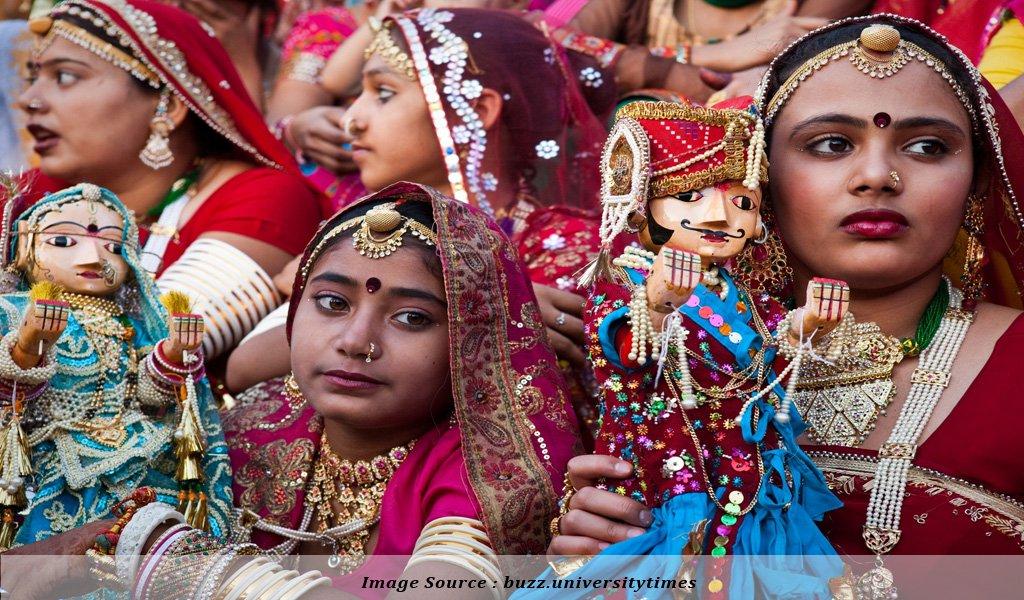 Gangaur Festival : Festivals of India