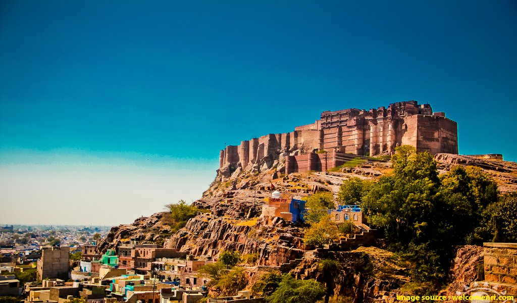 6 Most Famous Forts Of Rajasthan