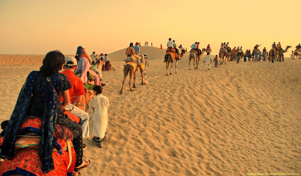pushkar camel fair tour