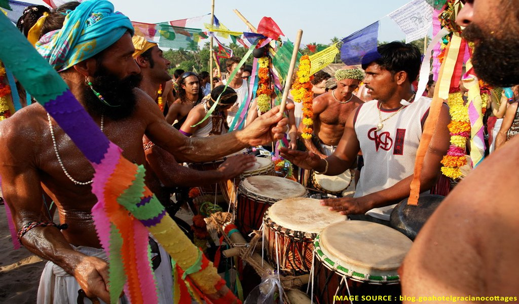 Fairs And Festivals In India In May: Igitun Chalne Festival