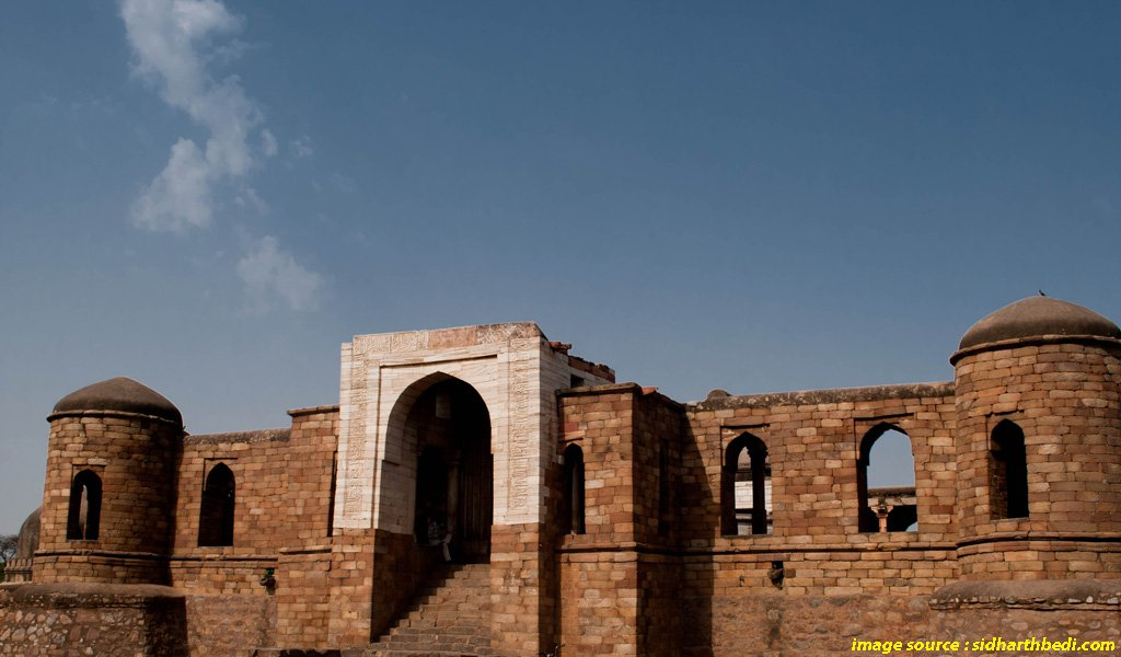 Lesser Known Monuments Of Delhi