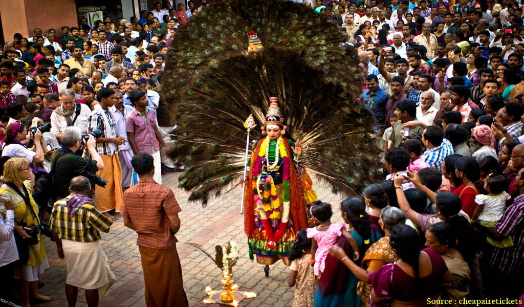 fairs and festivals in india in March