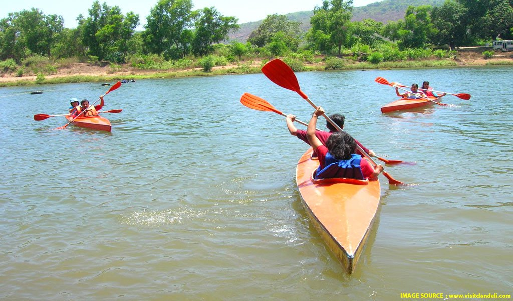 Things To Do In Dandeli Karnataka