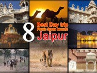 8 Best Day trip picnic spot around Jaipur
