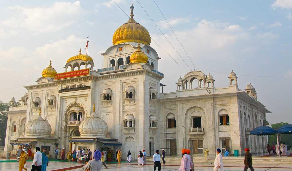 Gurudwara Bangla Sahib , Delhi