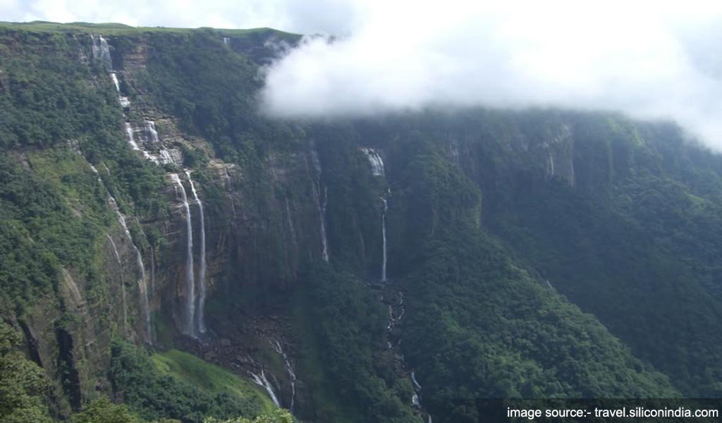 Berehipani Falls, Orissa : tallest waterfalls in India