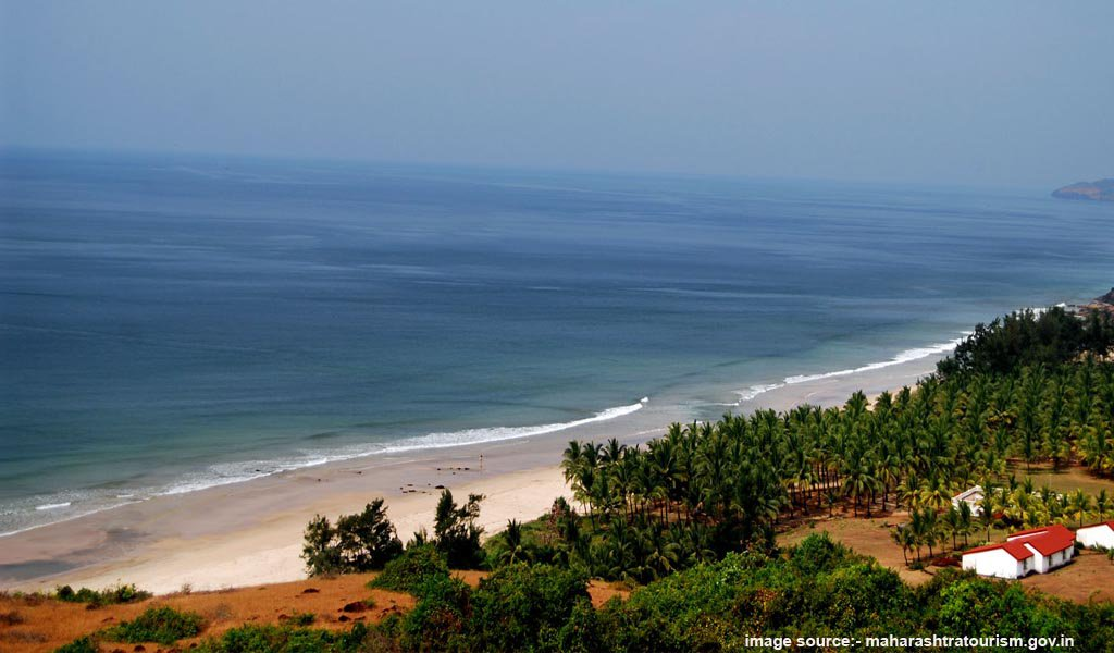 Top 7 Beaches on Maharashtra Konkan Coast : Bhandarpule Beach