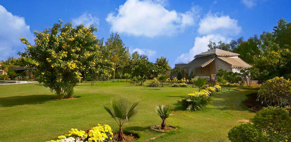 Weekend Resorts Near Delhi : Botanix Nature Resort