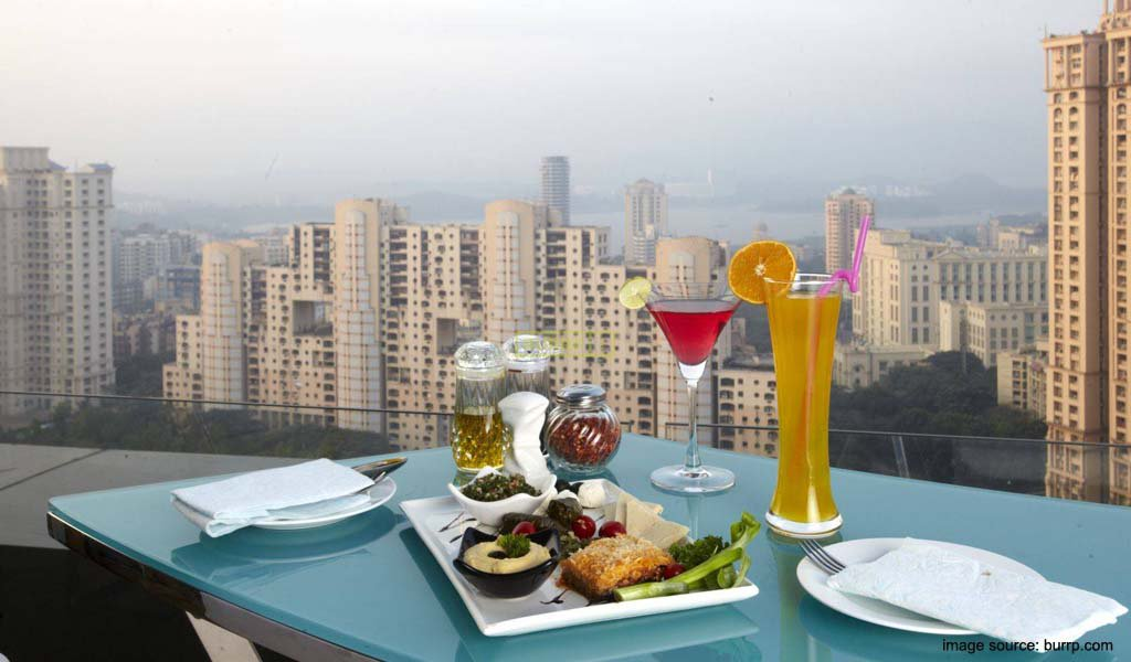 Rooftop Restaurants in Mumbai