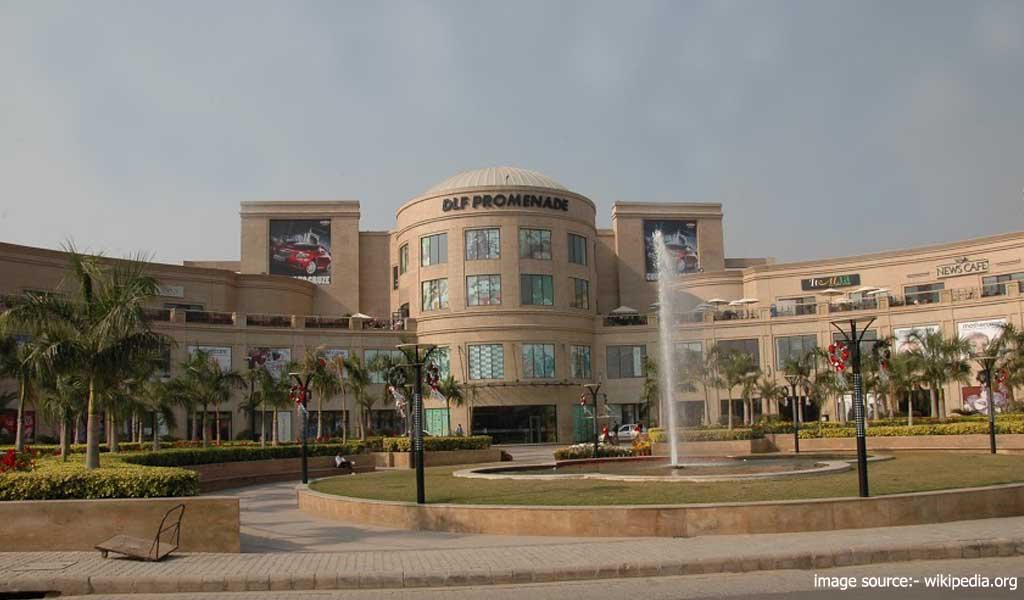 7 Best Shopping Places in Delhi : DLF Promenade