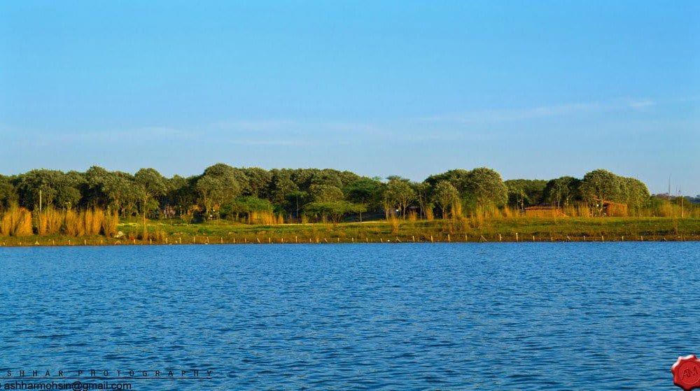 Weekend getaways near Delhi NCR : Damdam Lake