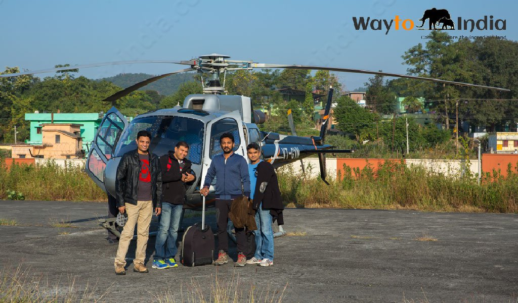 Badrinath and Kedarnath Yatra By Helicopter