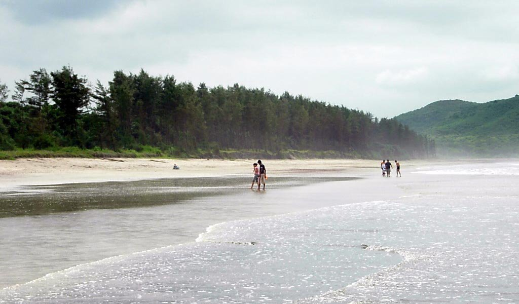 Top 7 Beaches on Maharashtra Konkan Coast : Diveagar Beach
