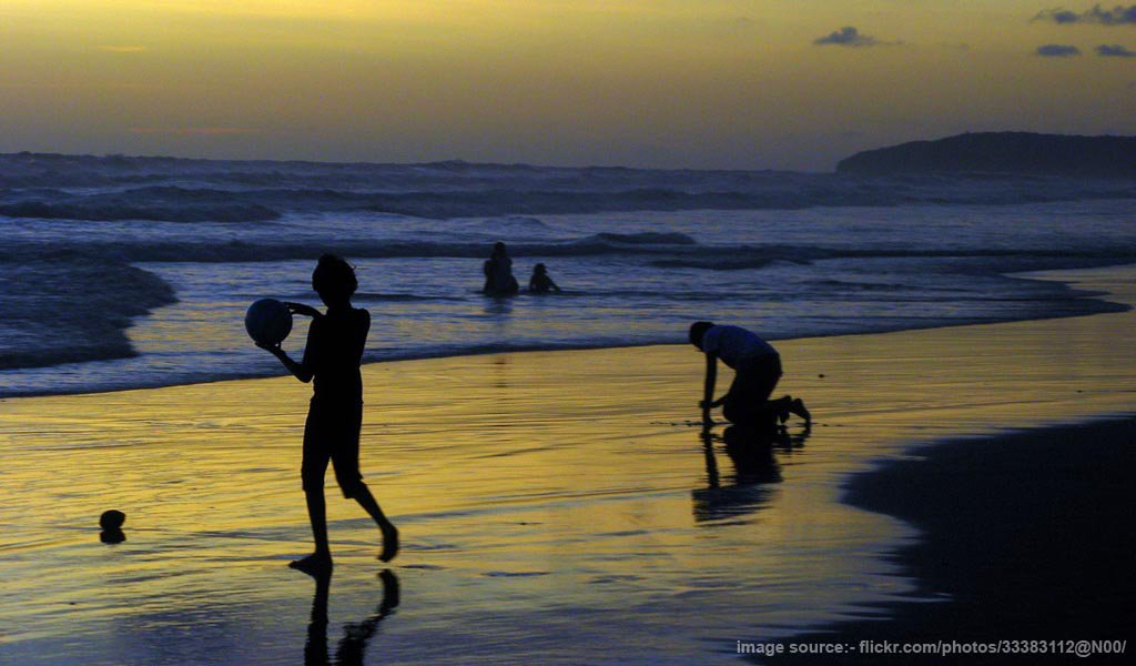 Top 7 Beaches on Maharashtra Konkan Coast : Ganapatipule Beach