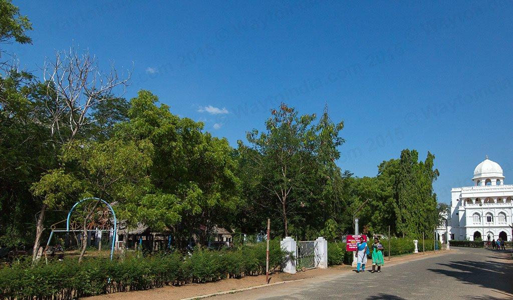 Rameshwaram Tour : Gandhi Memorial Museum Madurai