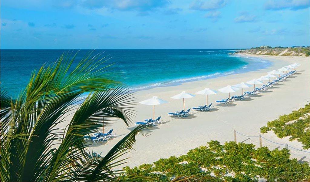 Best Tourist Places In India : Goa beach